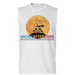 Aruba After Dark Excl By KAD | Mens Sleeveless Tee