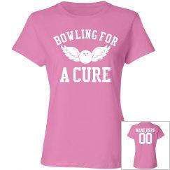 Bowling Charity Tee