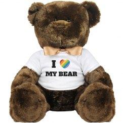 I Heart My Gay Bear