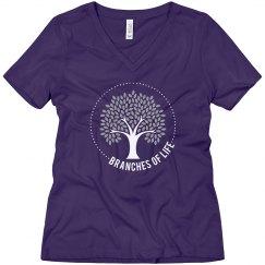 Branches Women's V