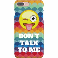 Don't Talk Emoji