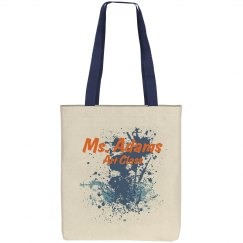 Splatter Teacher Bag