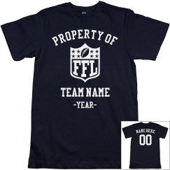 Custom Property Of FFL Team