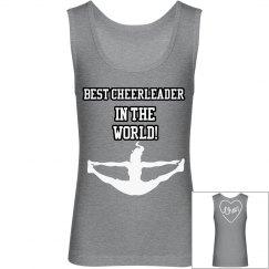 best cheerleader ever