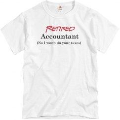 Retired Accountant
