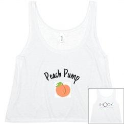 Peach Pump crop tank