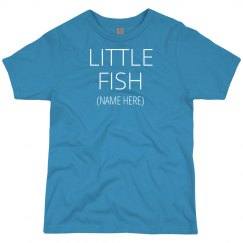 Daddy's Little Fish Matching