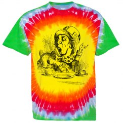Mad Hatter Graphic Tee