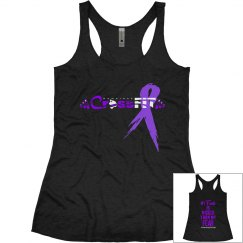 CFK Against Cancer - tank
