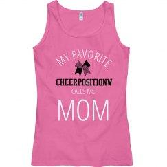 Moms Favorite Cheerpositionw