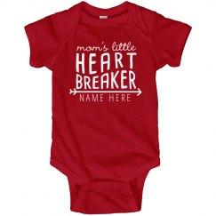Custom Mom's Heartbreaker Onesie