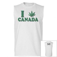 I love Canada