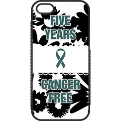 5 Years iPhone Case