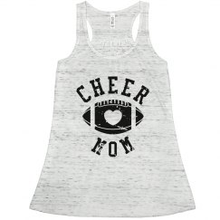 Cheer Mom Flowy Tank