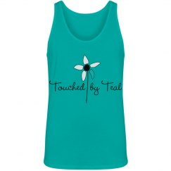 Touched by Teal Tank