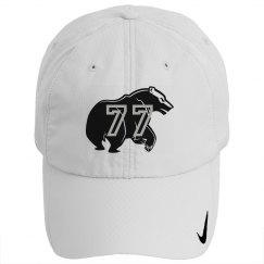 Bear 77 Nike hat