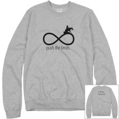reining infinaty sweat shirt