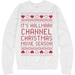 Hallmark Channel Christmas Movie Season