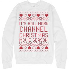 Hallmark Channel Christmas Movie Season