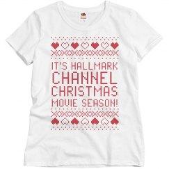 Hallmark Channel Season Tee