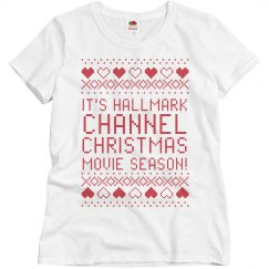 Hallmark Channel Season Tee