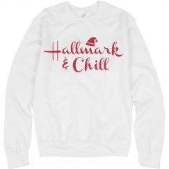 Hallmark & Chill Christmas Sweater