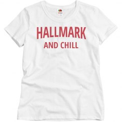 Hallmark and Chill Netflix Parody