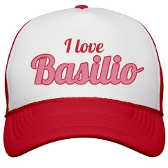 I love Basilio
