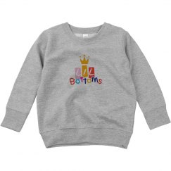 Lil Bottoms Toddler Sweatshirt