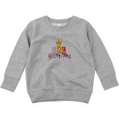 Lil Bottoms Toddler Sweatshirt