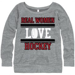 Real Women LOVE Hockey