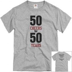 50th cruise mens