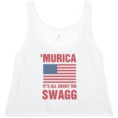 'Murica's About The Swagg