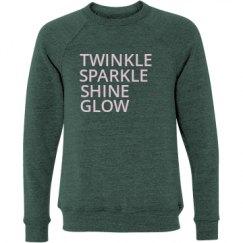 Unisex Triblend Crewneck Sweatshirt