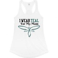 Wear Teal Ovarian Cancer