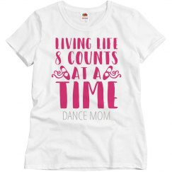 I Live My Dance Life In 8 Count