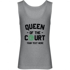 Custom Youth Queen Of The Court