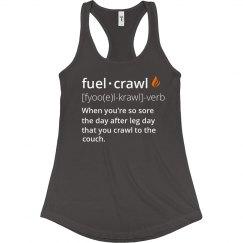 Fuel Crawl Tank