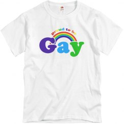 Proud to be GAY