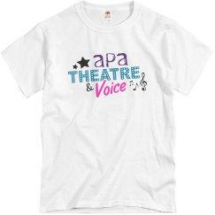Unisex Theatre T Shirt