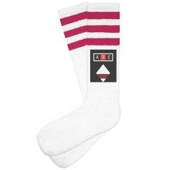 ARE Ladies Classic Knee Sock