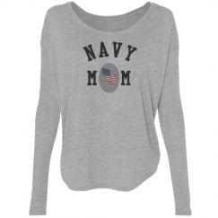 Navy mom