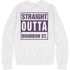 Straight Outta Bourbon Street