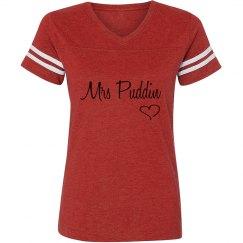 Mrs Puddin