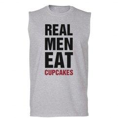 Real men eat cupcakes