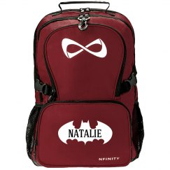 Batgirl Spoof Softball Bag Nfinity Backpack