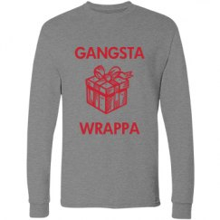 Gansta Wrappa Long Sleeve Shirt