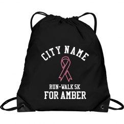 Breast Cancer 5k Bag