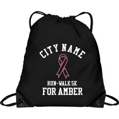 Breast Cancer 5k Bag