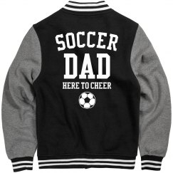Soccer Dad Jacket